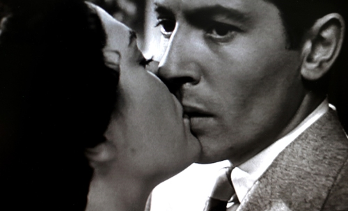 Farley Granger-Ruth Roman: Strangers on a train