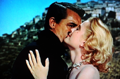 Cary Grant-Grace Kelly: To catch a thief