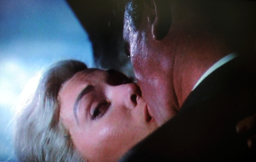 James Stewart-Kim Novak: Vertigo